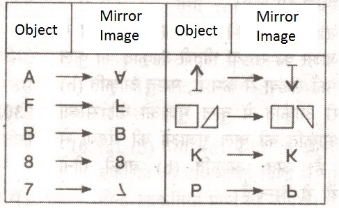 Mirror and Water Image